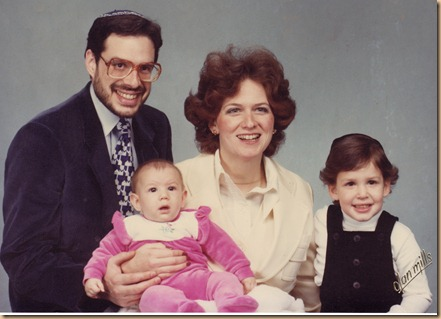 Family Picture - 1982